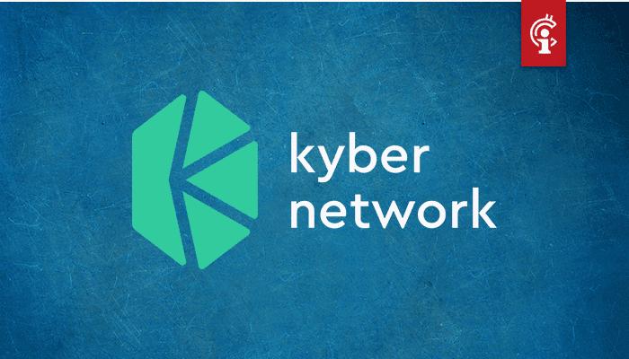 Kyber Network (KNC) stijgt bijna 20% in waarde, dit is waarschijnlijk waarom