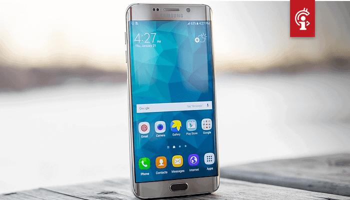 Samsung Galaxy telefoons ondersteunen nu Stellar (XLM)