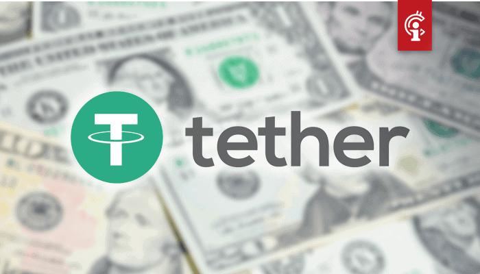 Tether heeft 39 Ethereum-adressen met $46 miljoen aan USDT op een zwarte lijst gezet
