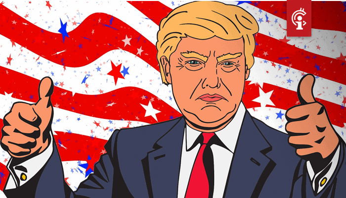 Wint Trump de verkiezingen weer? Dit is wat de crypto-voorspellingsmarkten denken