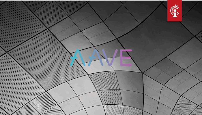 Aave (LEND) prijs stijgt enorm hard, bereikt ATH en is nu het grootste DeFi project