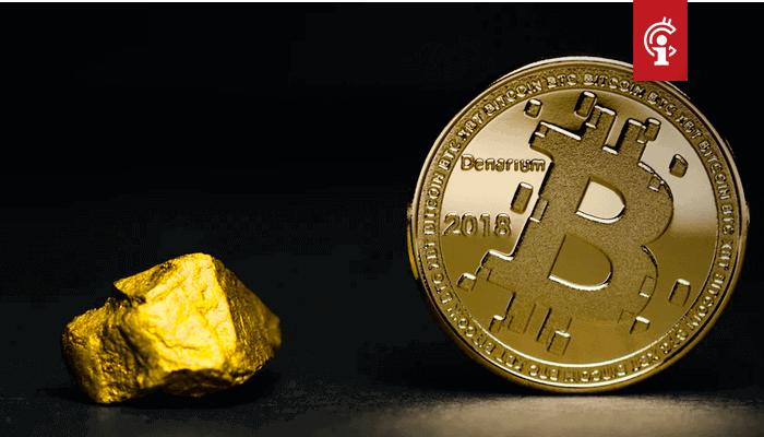 Bitcoin (BTC) en goud correlatie bereikt nieuw record