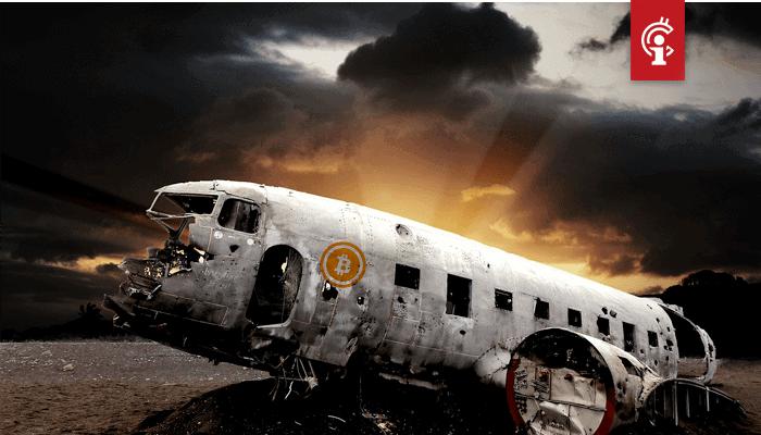 Bitcoin (BTC) koers crashte met $1,500 na kettingreactie van liquidaties