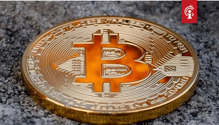 Bitcoin (BTC) koers doet een stap terug maar houdt stand, dit is de enige top 10 stijger
