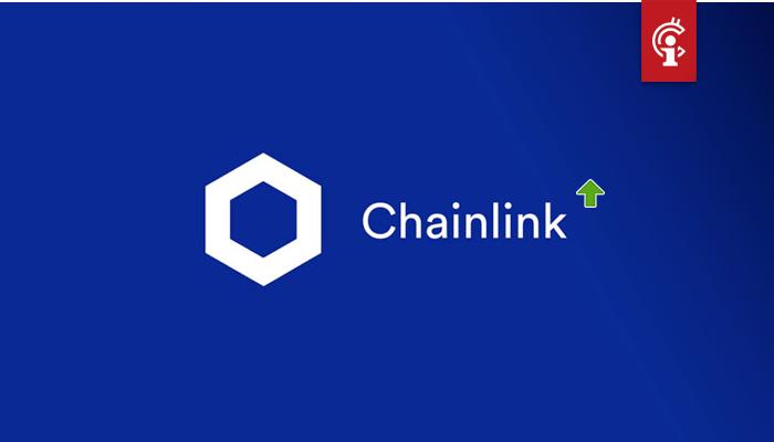 Bitcoin (BTC) koers toont enig herstel maar chainlink (LINK) steelt wéér de show