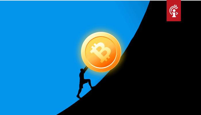 Bitcoin (BTC) koers zakt sterk terug maar houdt deze support het? In zee van rood kleuren DeFi-tokens groen