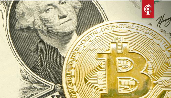 Bitcoin (BTC) nadert belangrijke support-lijn, deze top 10 altcoin weet als enige te stijgen!