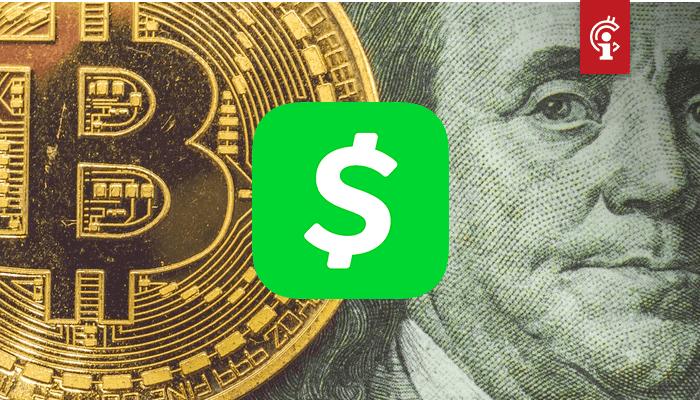 Bitcoin (BTC) ter waarde van meer dan $1 miljard verkocht via Square's Cash App