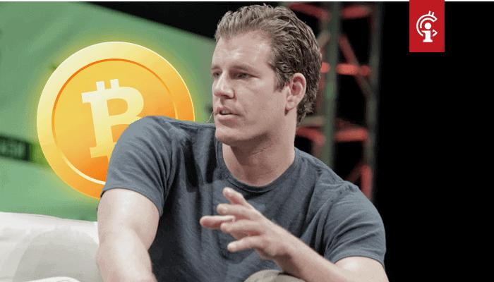 Bitcoin koers gaat naar $500.000 volgens Tyler Winklevoss