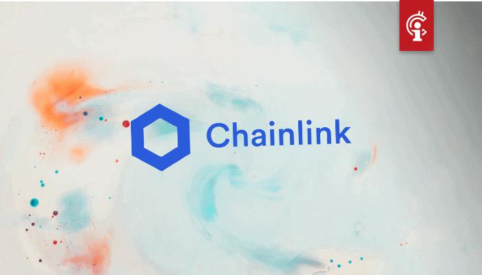 Chainlink (LINK) stijgt wederom hard en pakt vijfde plek grootste crypto's, maar wat is de achterliggende reden?