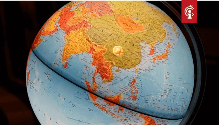 Cryptocurrency ter waarde van $50 miljard stroomde de afgelopen 12 maanden China uit