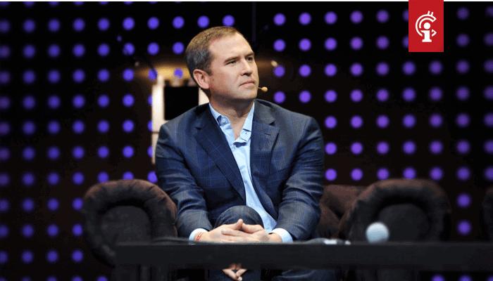 Ripple (XRP) CEO Brad Garlinghouse: 'Dollar gaat verder zakken en dat is goed voor crypto'