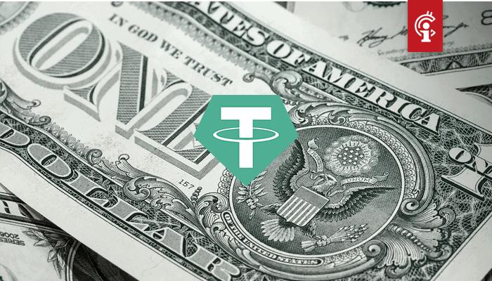 Tether (USDT) stablecoin ziet marktkapitalisatie naar $12 miljard stijgen