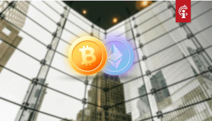 Bitcoin (BTC) en ethereum (ETH) beursproducten worden genoteerd aan deze aandelenbeurs
