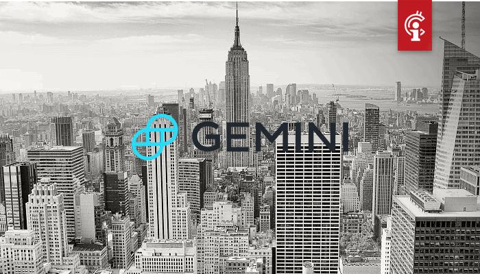 Bitcoin (BTC) exchange Gemini zet groots in op DeFi, noteert groot aantal tokens