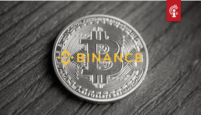 Bitcoin beurs Binance wordt aangeklaagd voor witwassen van BTC