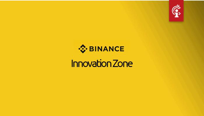 Bitcoin exchange Binance lanceert speciaal handelsplatform voor nieuwe riskante tokens