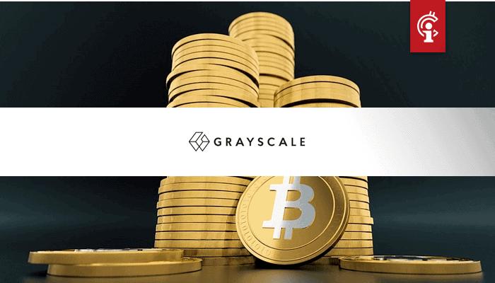 Bitcoin fonds van Grayscale koopt opnieuw enorme hoeveelheid BTC