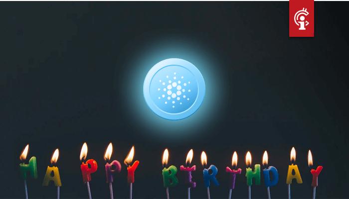 Cardano (ADA) viert 3e verjaardag Wij doen dingen die Ethereum (ETH) besloot te negeren