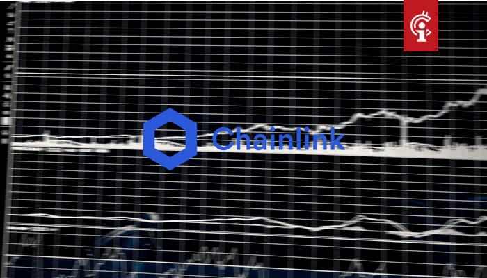 Chainlink (LINK) koers stijgt weer even snel, ondanks deze bearish onthulling