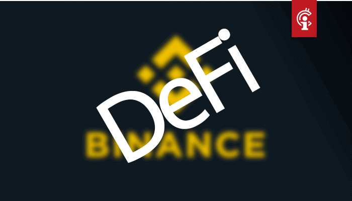 DeFi is een bedreiging voor cryptocurrency-exchanges als Binance, zegt CEO Changpeng Zhao