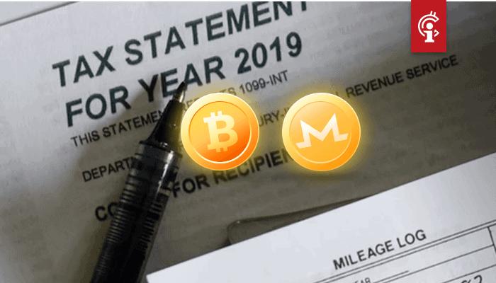 Een half miljoen dollar verdienen Kraak bitcoin (BTC) LN en monero (XMR) voor de IRS