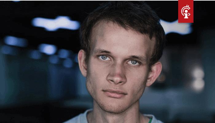 Ethereum (ETH) oprichter Vitalik Buterin zegt dat hij uit de buurt blijft van DeFi en Yield Farming