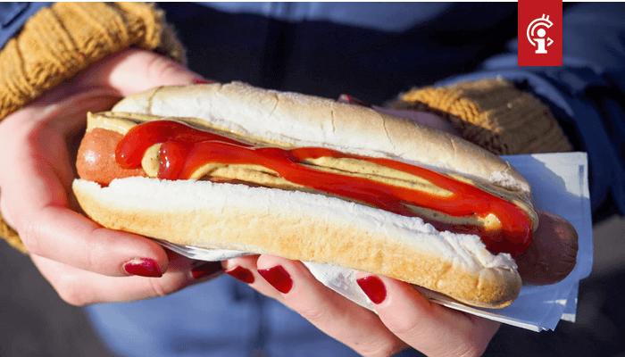 Het gevaar van DeFi: Hotdog token stort in 5 minuten met 99% in