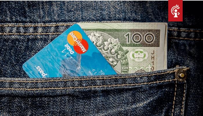 Mastercard gaat centrale banken helpen met nationale cryptocurrencies, dit is hoe