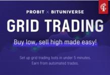 probit_exchange_voltooit_integratie_Bituniverse_geautomatiseerde_grid_trading_nu_mogelijk