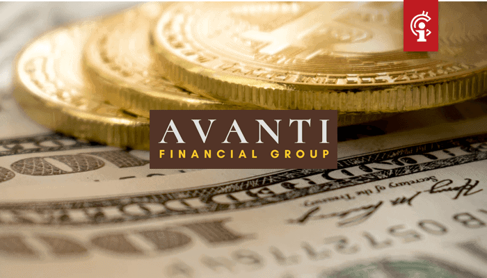 Avanti is nu officieel de tweede bitcoin en crypto bank in de VS