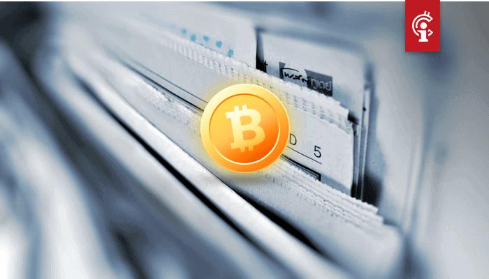 Bitcoin (BTC) exchange BitMEX aangeklaagd, Trump heeft COVID-19, maar er was ook goed nieuws