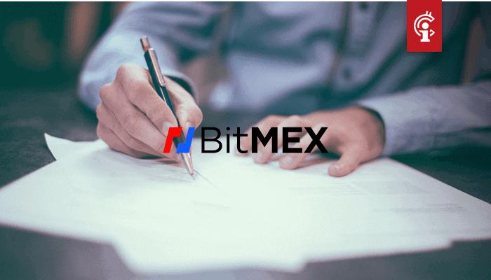 Bitcoin (BTC) exchange BitMEX stelt nieuwe compliance officer aan in hoop schade te beperken