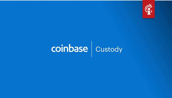 Bitcoin (BTC) exchange Coinbase voegt mogelijk groot aantal altcoins toe aan Coinbase Custody