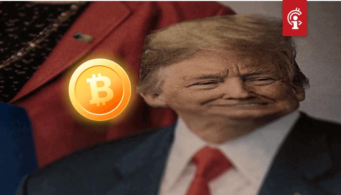 Bitcoin (BTC) kan niet verder doorbreken en vormt bearish divergence, Trump tweet over stimulus
