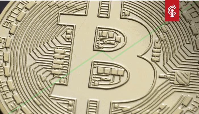 Bitcoin (BTC) koers zet opwaartse beweging door, handelsvolume stijgt hard