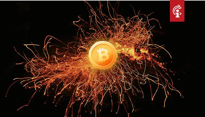 Bitcoin (BTC) prijs reageert zeer positief op Square nieuws, breekt uit driehoekspatroon!