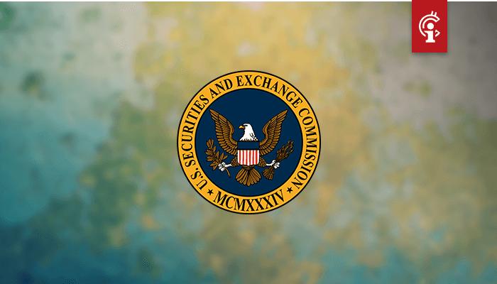 De SEC staat open voor een getokeniseerde ETF, zegt voorzitter Jay Clayton