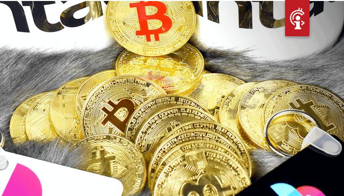 Groot bedrag aan bitcoin (BTC) uit