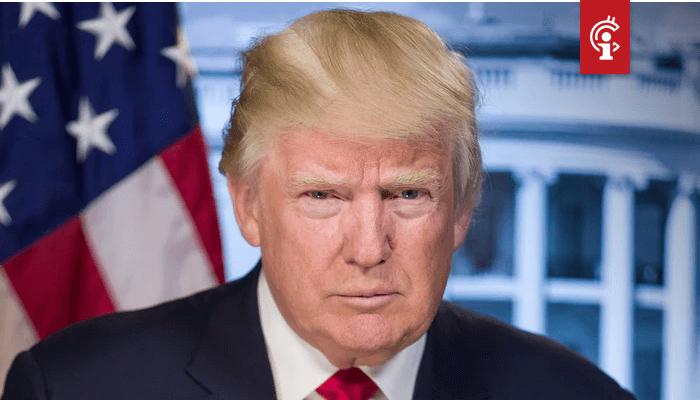 Hackers nemen website van Trump over, beweren geheime informatie te lekken in ruil voor monero (XMR)