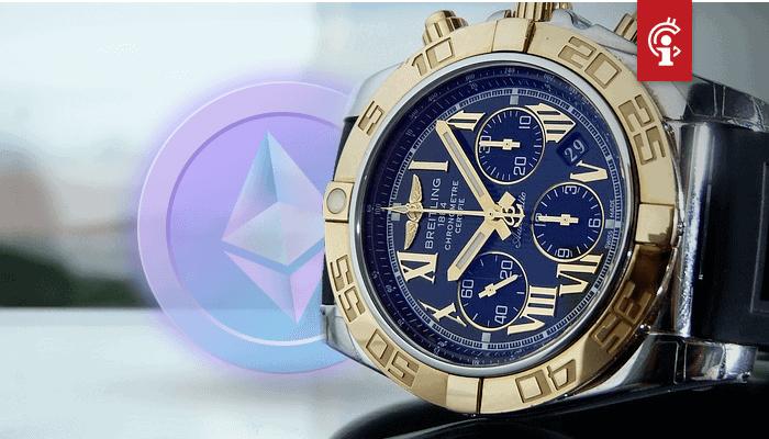 Luxueus Zwitsers horlogemaker zet horloges op Ethereum (ETH)
