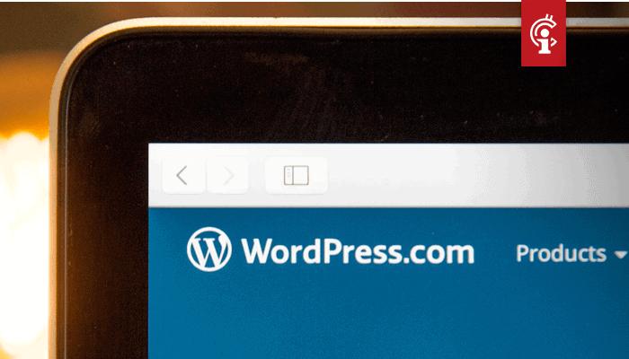 Nederlandse WordPress plug-in geeft content een tijdstempel op Ethereum voor authenticiteitscontrole