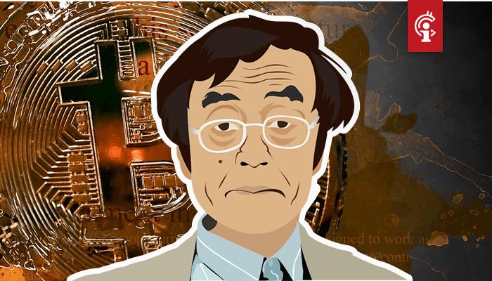 Tekening van Bitcoin (BTC) bedenker Satoshi Nakamoto krijgt bizar bod