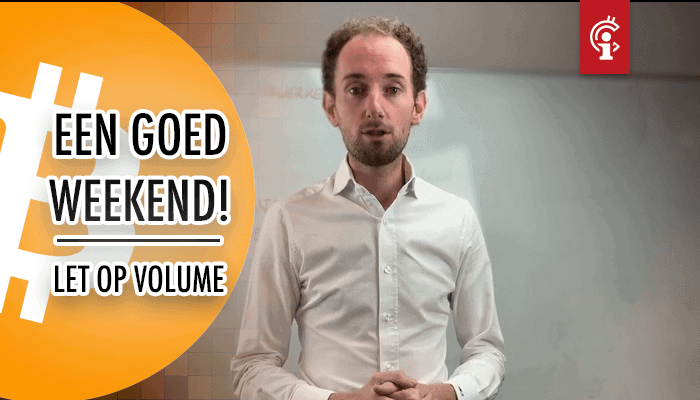 Bitcoin (BTC) koersvideo van Michiel: bitcoin had een goed weekend!
