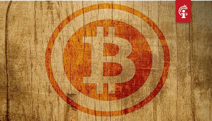 Bitcoin (BTC) koers corrigeert na test $15.800, zakt de koers ook door de $15.000?