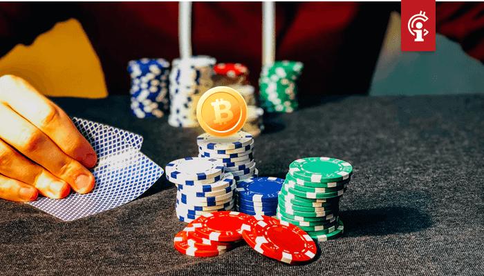 Bitcoin (BTC) steeds populairder onder online pokerspelers