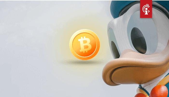 Bitcoin (BTC) stijgt Disney en Nvidia voorbij naar 16e plek op lijst van grootste activa qua marktkapitalisatie