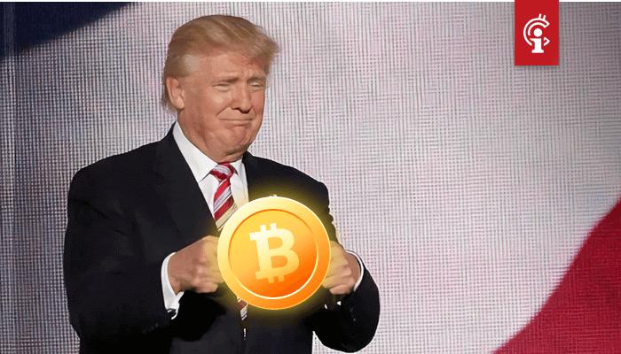 Gaat Trump regering nog even snel regelgeving voor bitcoin (BTC) wallets invoeren Coinbase CEO hoort geruchten