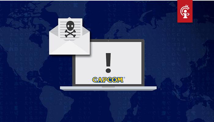 Japanse gaming-gigant Capcom getroffen door ransomware, bitcoin (BTC) ter waarde van $11 miljoen geëist