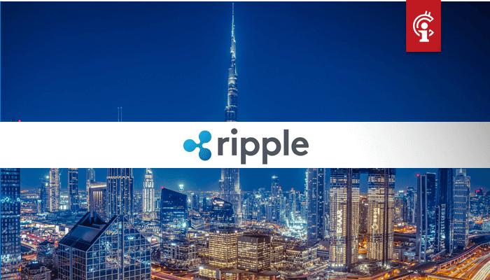 Ripple, het bedrijf achter XRP (XRP), opent regionaal hoofdkantoor in Dubai, is dit de eerste stap voor verhuizing